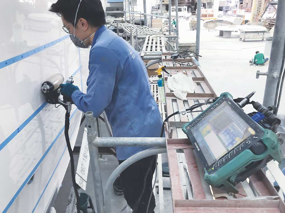 台灣金屬材料品管大突破 焊道檢測導入AI